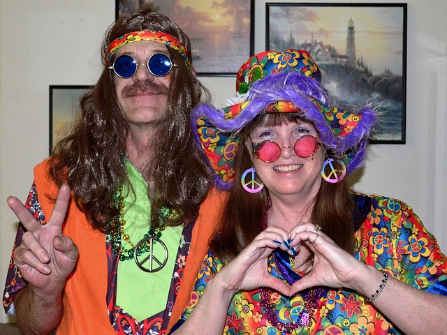 Hippie Halloween Costumes